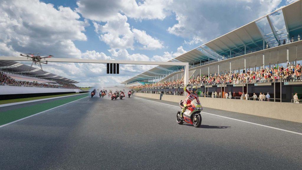 MotoGP-Rennstrecke in Ostungarn: Bauarbeiten sollen schon im Herbst beginnen