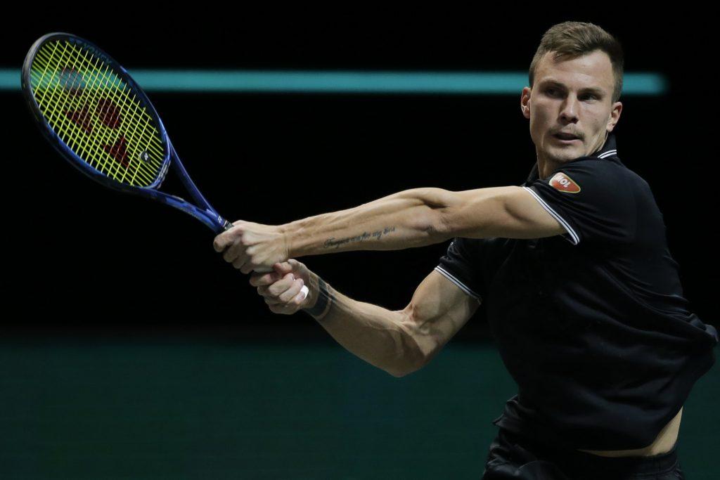 Fucsovics in Bestform: Der Tennispieler gewann in Dubai erneut
