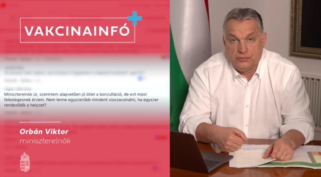 """Orbán: """"Wir lassen niemanden am Straßenrand liegen"""""""