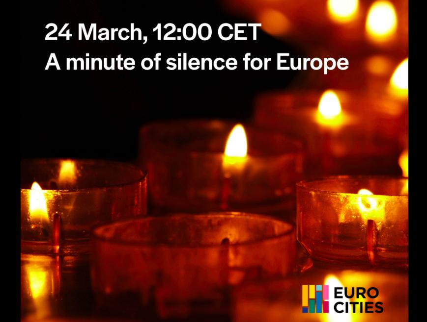 Karácsony: Budapest gedenkt den COVID-Opfern mit Schweigeminute