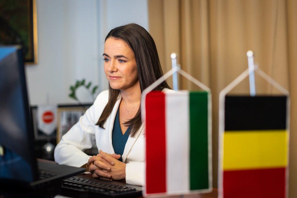 """Familienministerin: """"Abschied von EVP fiel Fidesz schwer, aber es war Zeit auszutreten"""""""