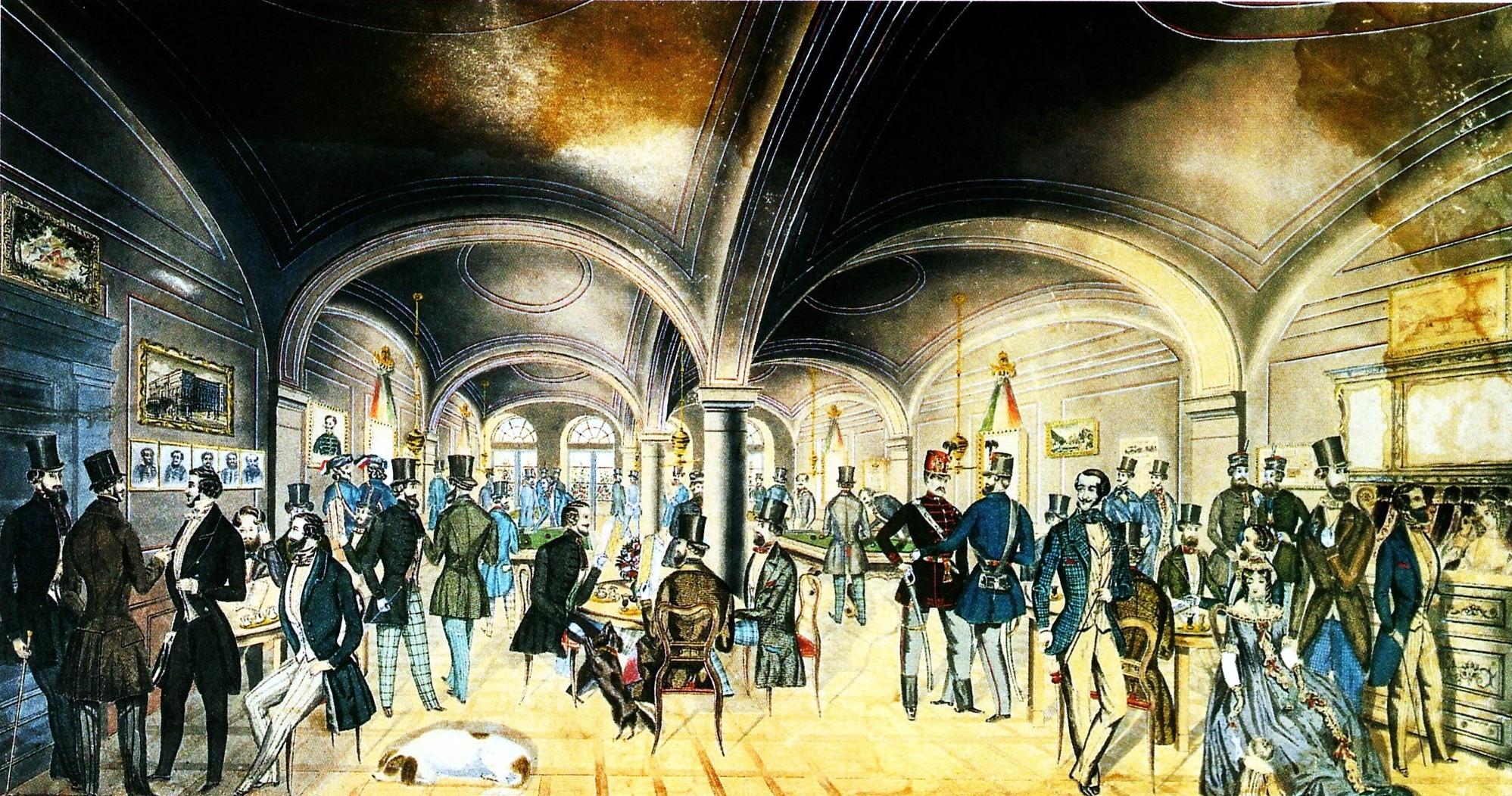 Gastrorevolution 1848