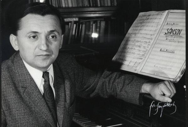 Musikalische Heimatliebe – Weltberühmter Komponist Szokolay vor 90 Jahren geboren