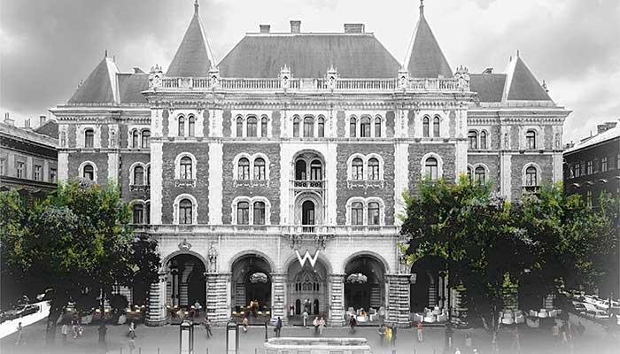 Fünf-Sterne-Hotel wird aus dem ehemaligen Ballettinstitut erbaut