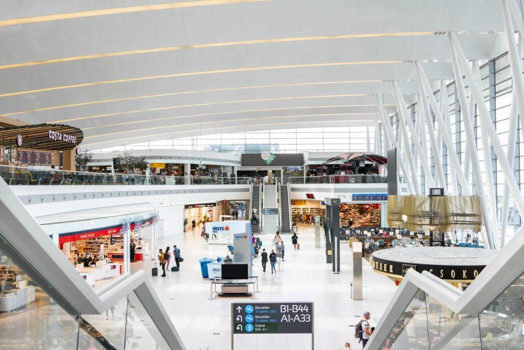 Passagierzahlen am Liszt Ferenc Flughafen sinken im Februar um 95 Prozent post's picture