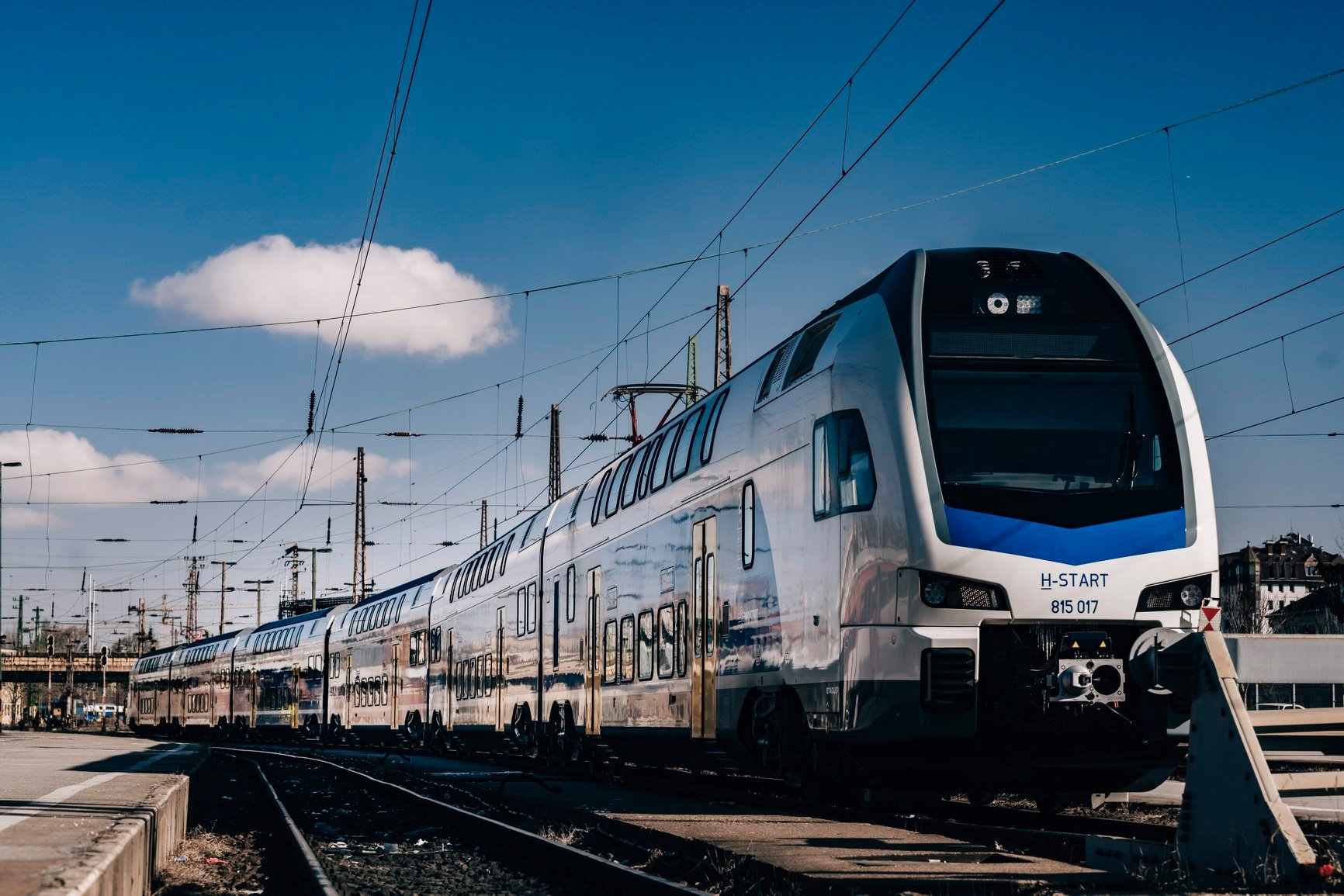Budapest-Warschau Hochgeschwindigkeitsstrecke wird nach Wien abzweigen
