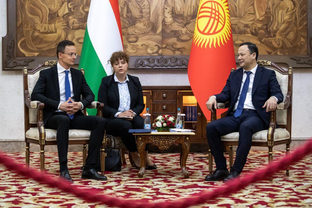 Kirgisisch-ungarischer Entwicklungsfonds in Höhe von 14 Millionen Euro gegründet
