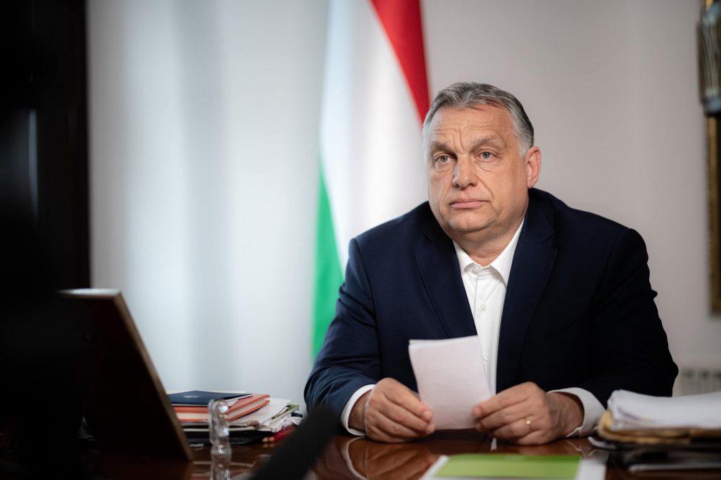 """Orbán: """"Restaurantterrassen und Unterstufen der Grundschulen können nächste Woche öffnen"""""""