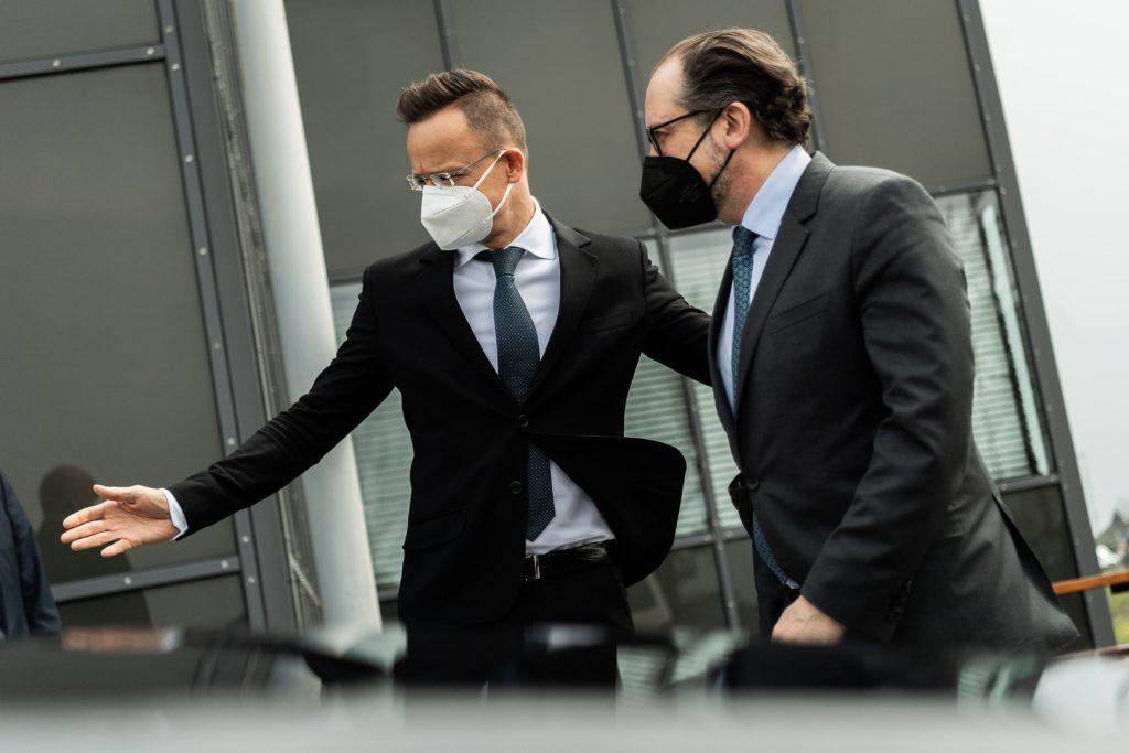 Konsultationen über pandemische Grenzmaßnahmen mit Österreich geführt