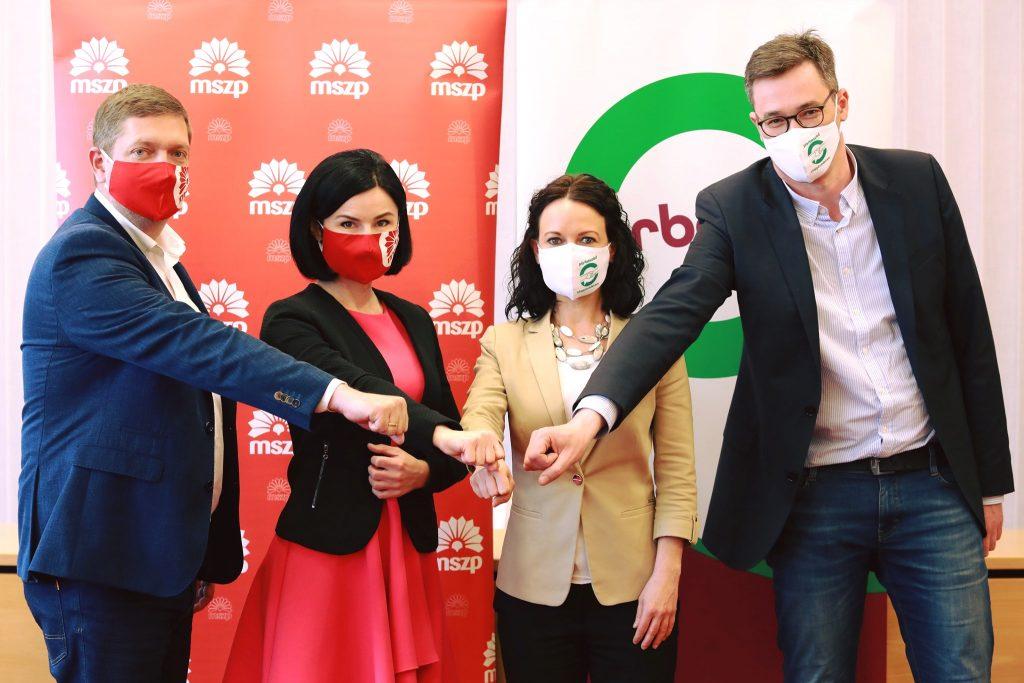 Sozialisten und Párbeszéd stellen gemeinsame Kandidaten bei den Vorwahlen auf