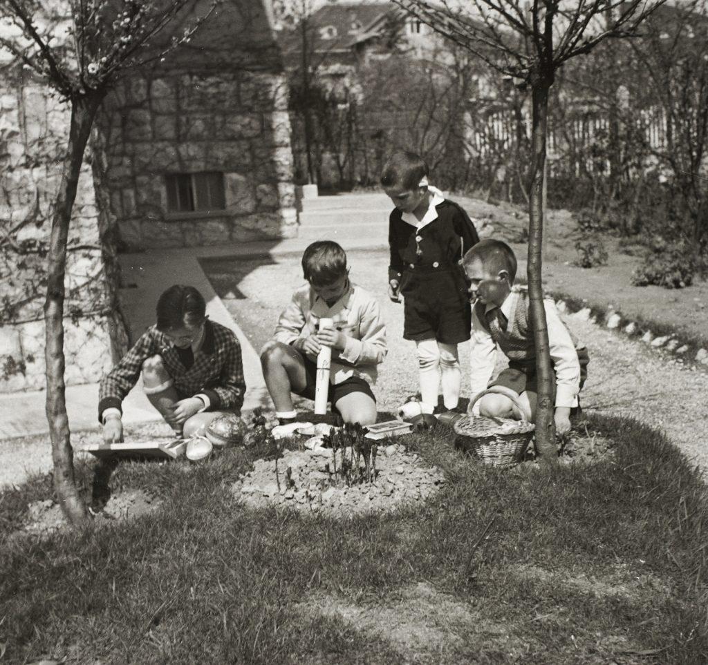 Ungarische Ostern in alten Zeiten – Fotos!