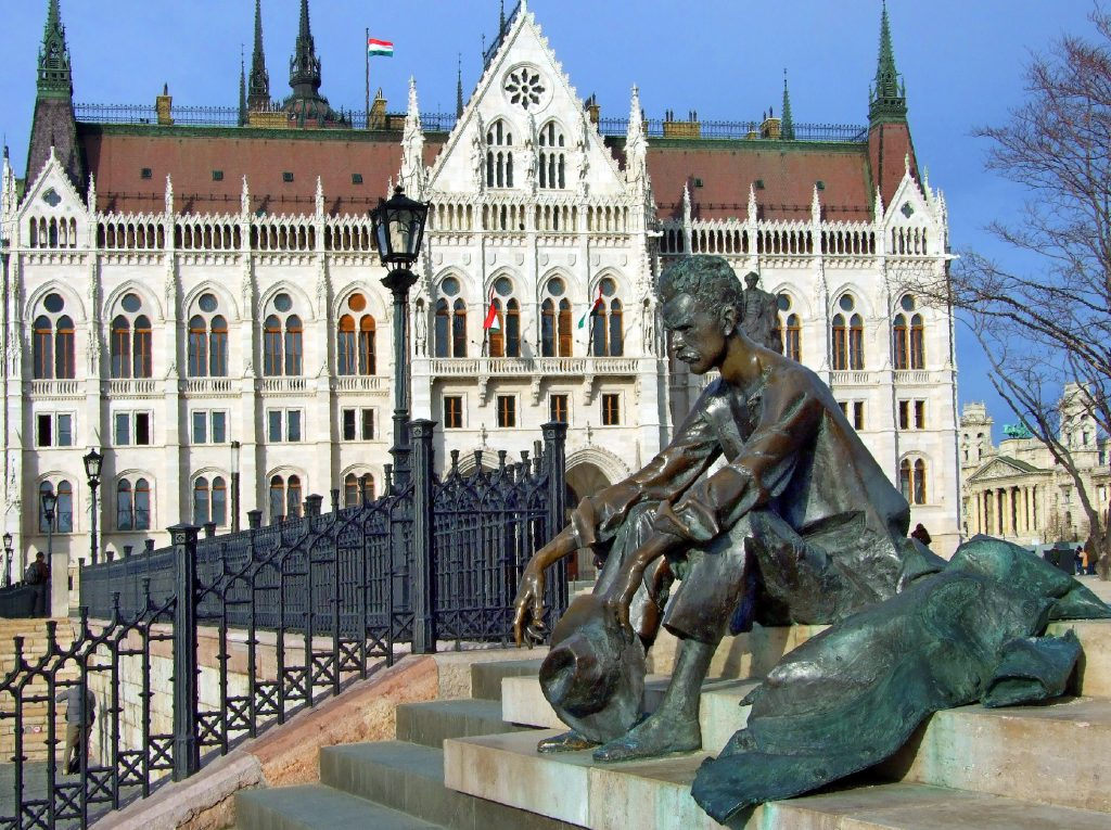 Budapest bewirbt sich für Weltbuchhauptstadt