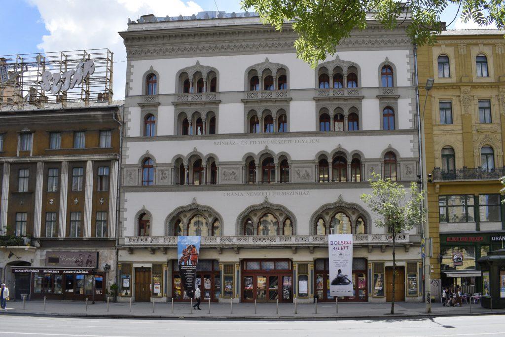 Ungarn feiert 120-jähriges Jubiläum seines Kinos
