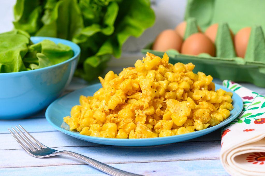 Eiernockerl – Unser einfachstes Gericht, das wir trotzdem lieben