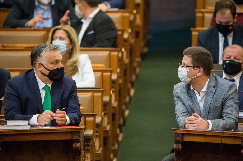 Parlament diskutiert nächste Woche den Haushalt 2022 post's picture