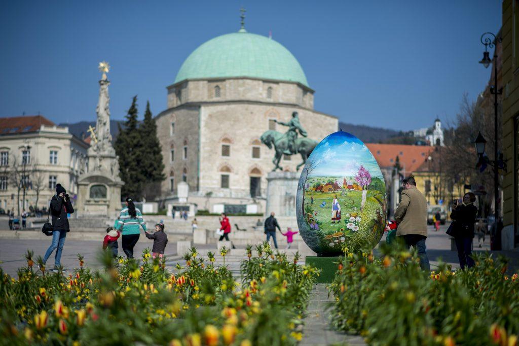 Oster-Stimmung in Ungarn