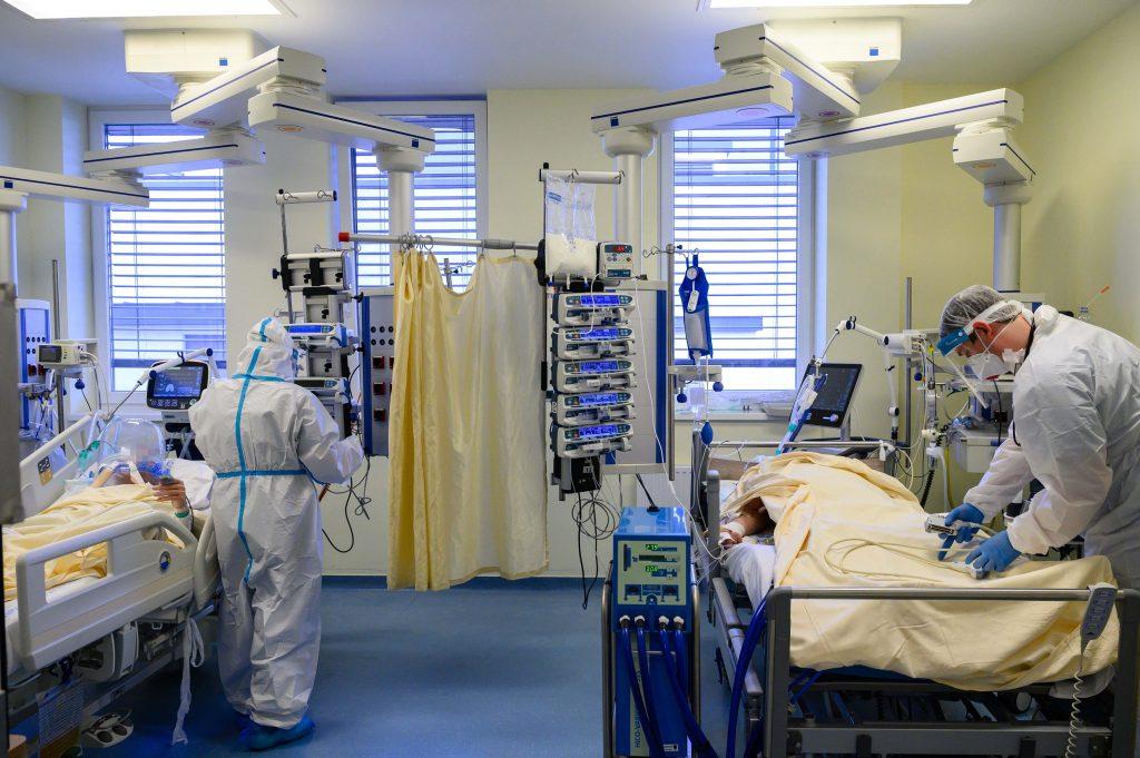 Ungarn nimmt 50 Patienten aus Rumänien auf die Intensivstation post's picture