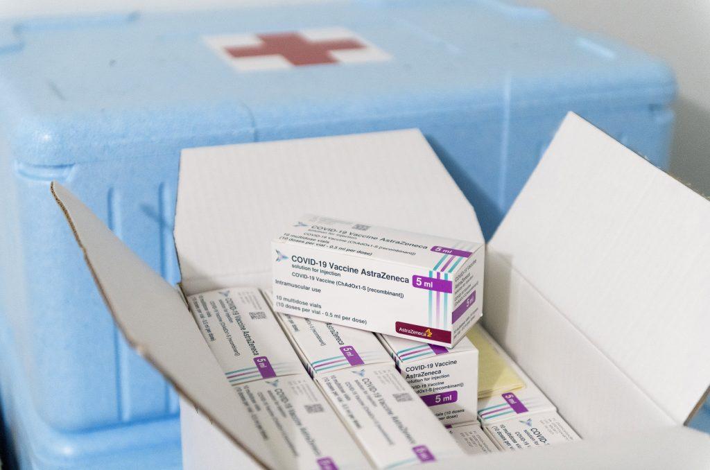 Impftermine für AstraZeneca