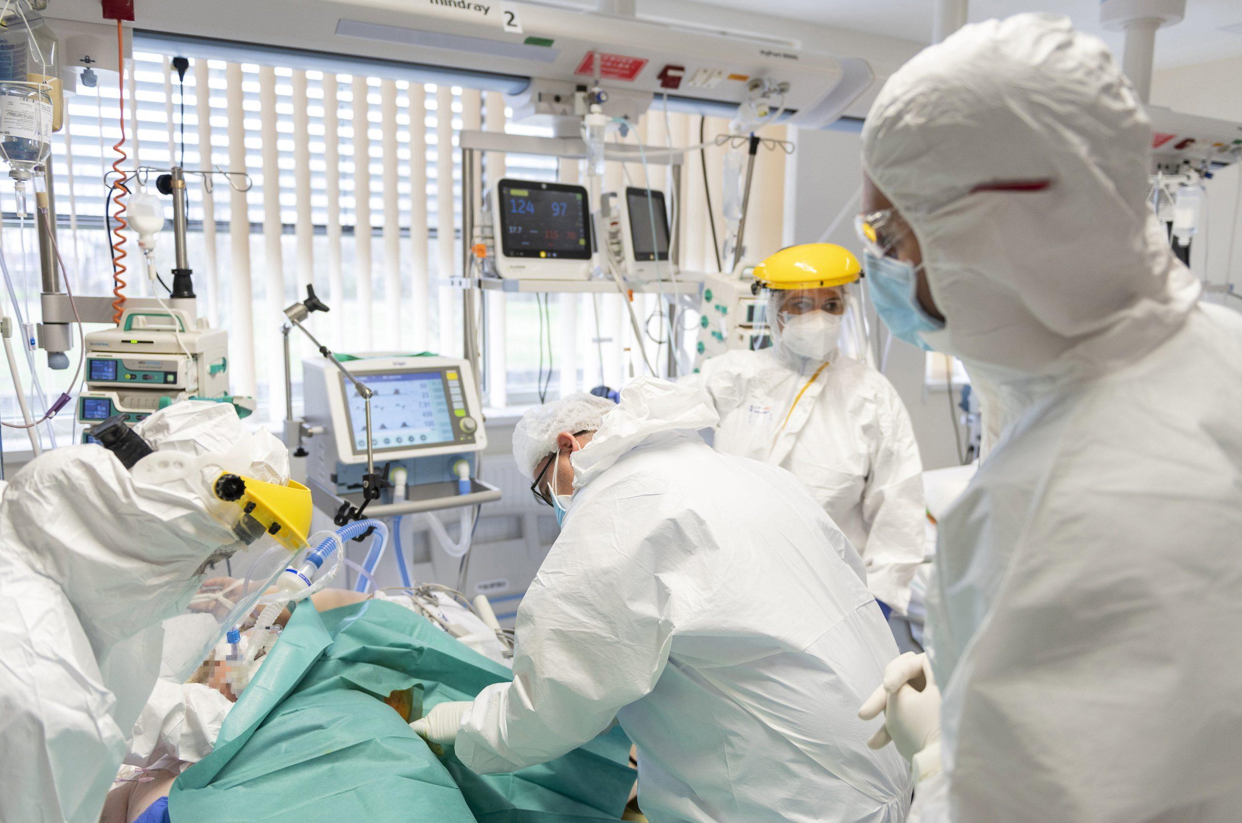 US-Forschungsinstitut rechnet mit Zehntausenden Coronafällen pro Tag im November