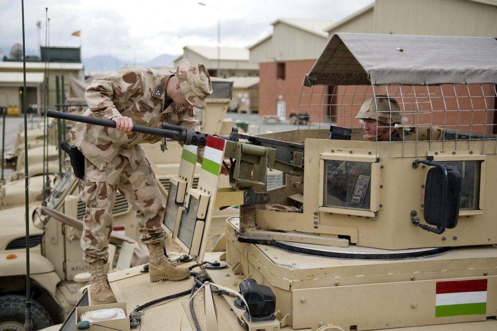 Budapost: Linke Stimme begrüßt Truppenabzug aus Afghanistan