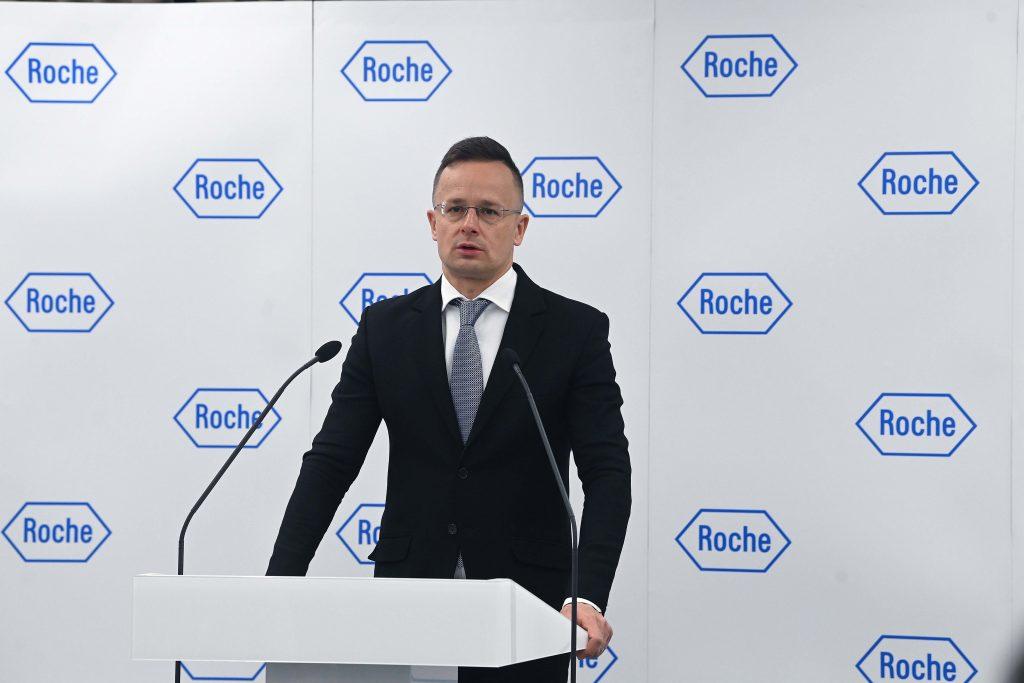 Ungarn setzt neues Coronavirus-Medikament von Roche ein