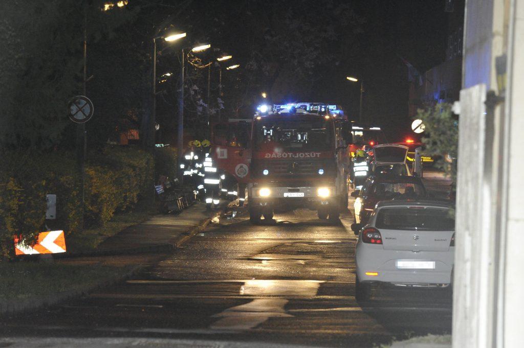 73-Jähriger Mann starb im Budapester St. Margit-Krankenhaus wegen Brandfall