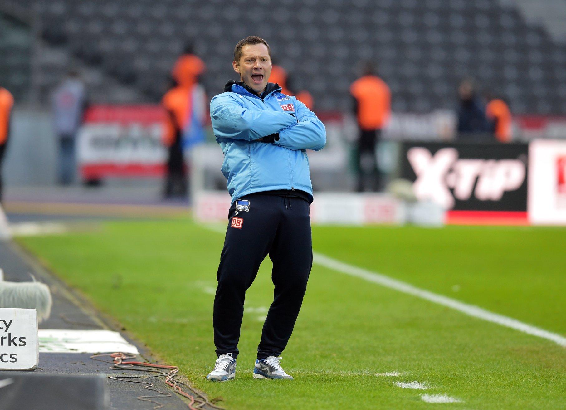 Hertha BSC: Verteidiger Lukas Klünter lobt Trainer Dárdai