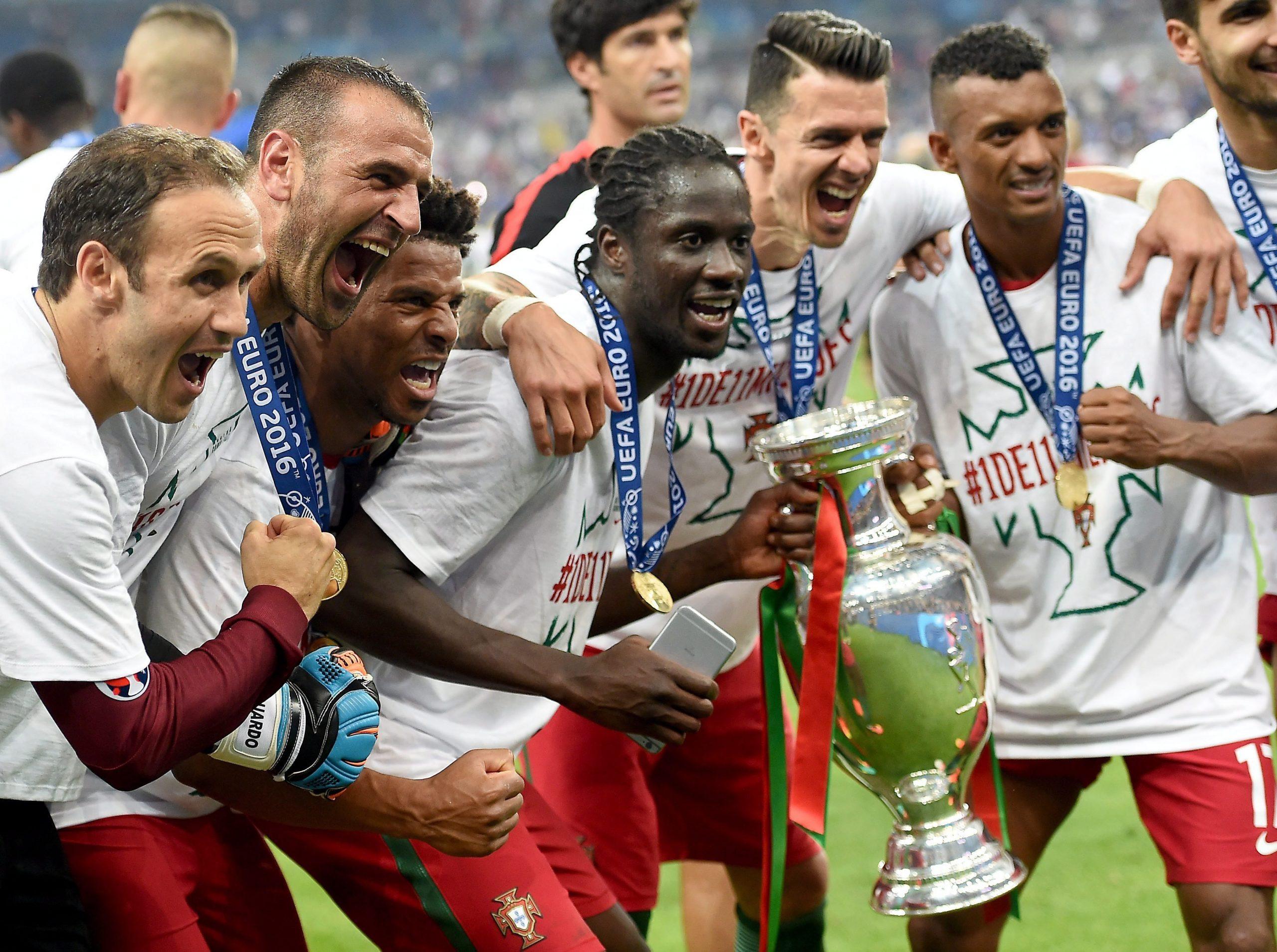 Euro 2020: Henri-Delaunay-Pokal in Ungarn