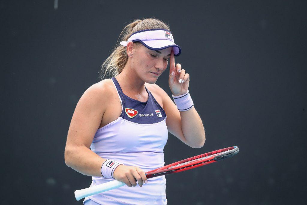 WTA Charleston-2: Tímea Babos wegen Corona-Infektion aus dem Turnier ausgeschlossen