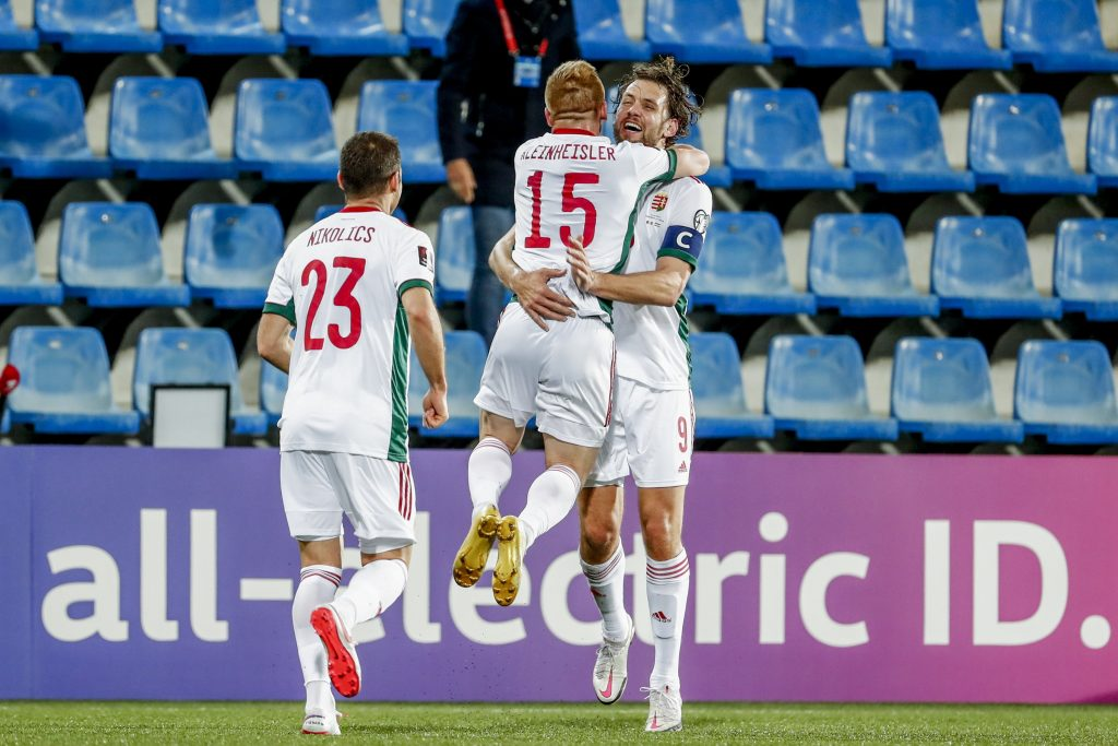 WM-Qualifikation: Ungarn schlägt auch Andorra