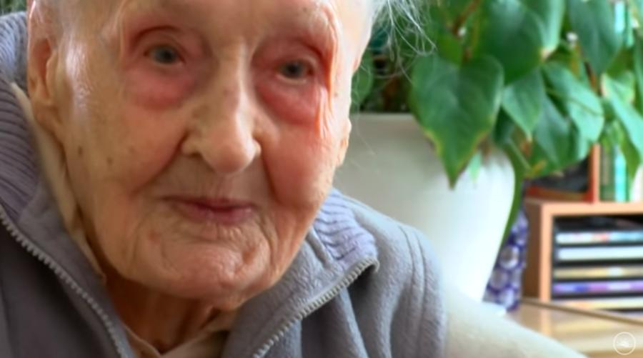 Der älteste Mensch des Landes starb