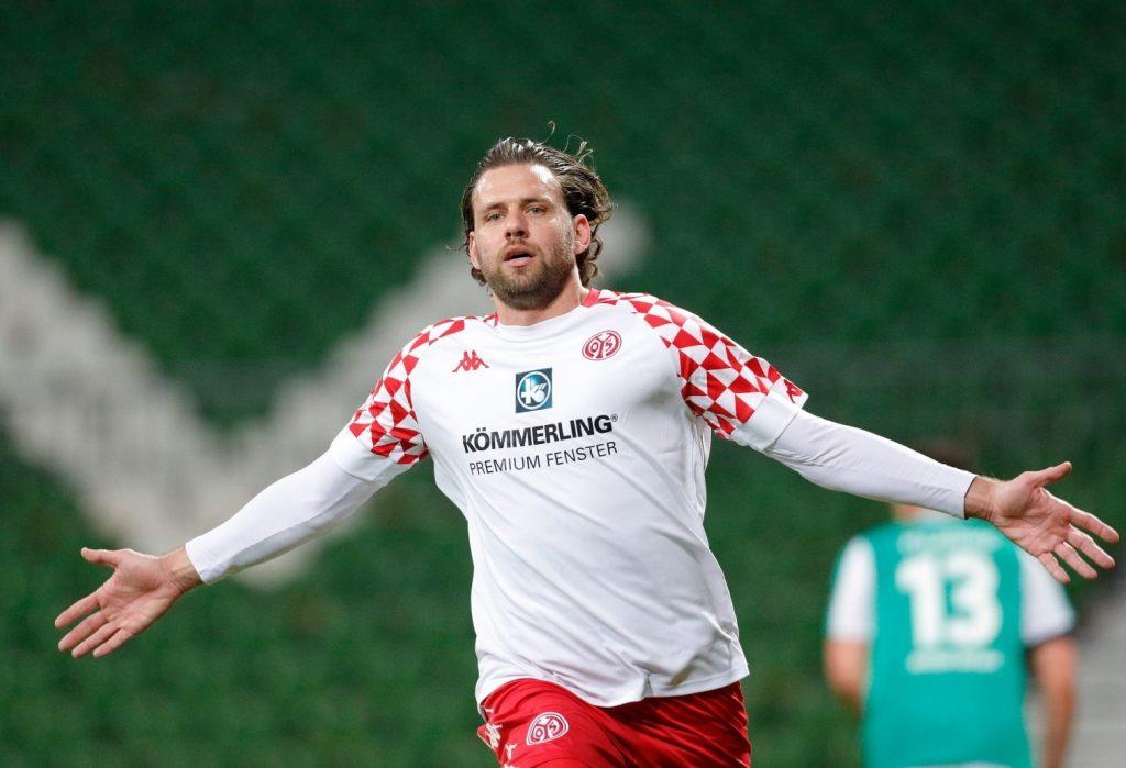 Bundesliga: Ádám Szalai schießt Tor nach mehr als einem Jahr