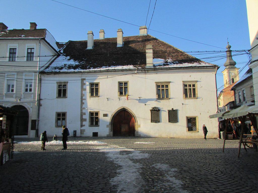 Geburtshaus von König Matthias Corvinus soll renoviert werden