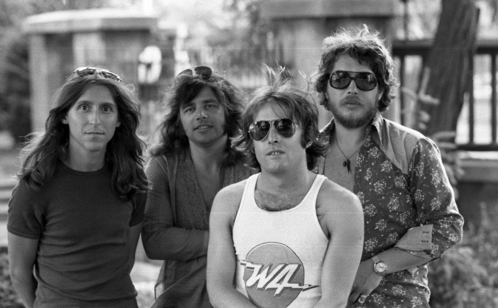 Ungarische Rockband LGT vor 50 Jahren gegründet