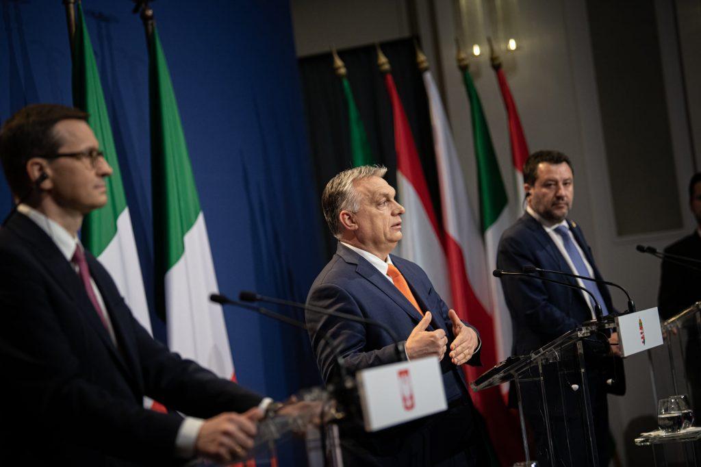 Viktor Orbán: Wir wollen eine europäische Renaissance!