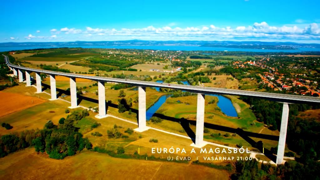 National Geographic: Ungarn aus der Vogelperspektive