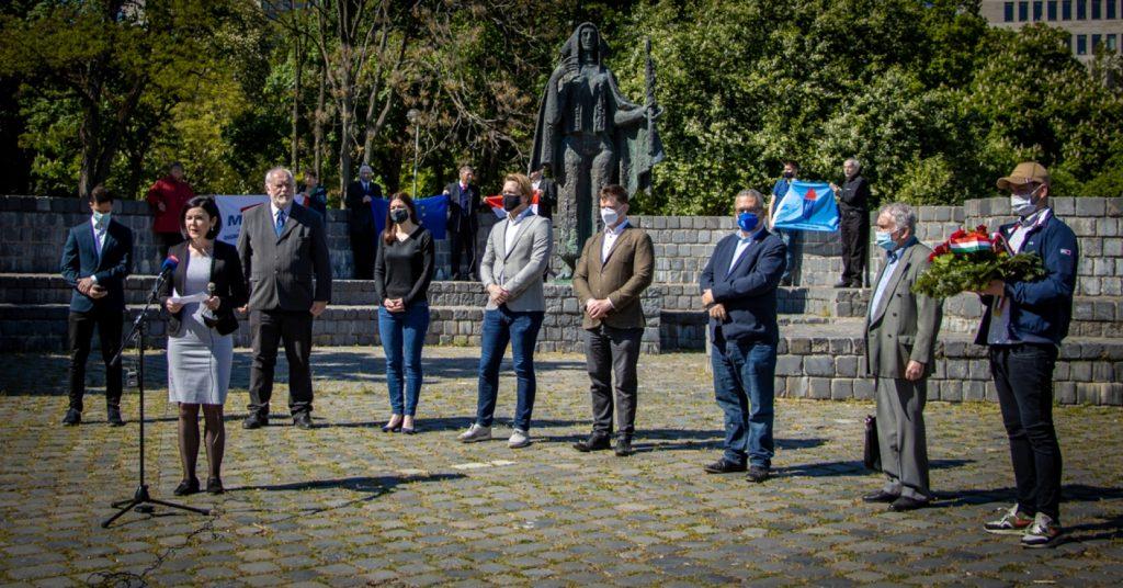 """Oppositionsparteien zum Europatag: """"Die Europäische Union ist der Schlüssel zum Frieden"""""""
