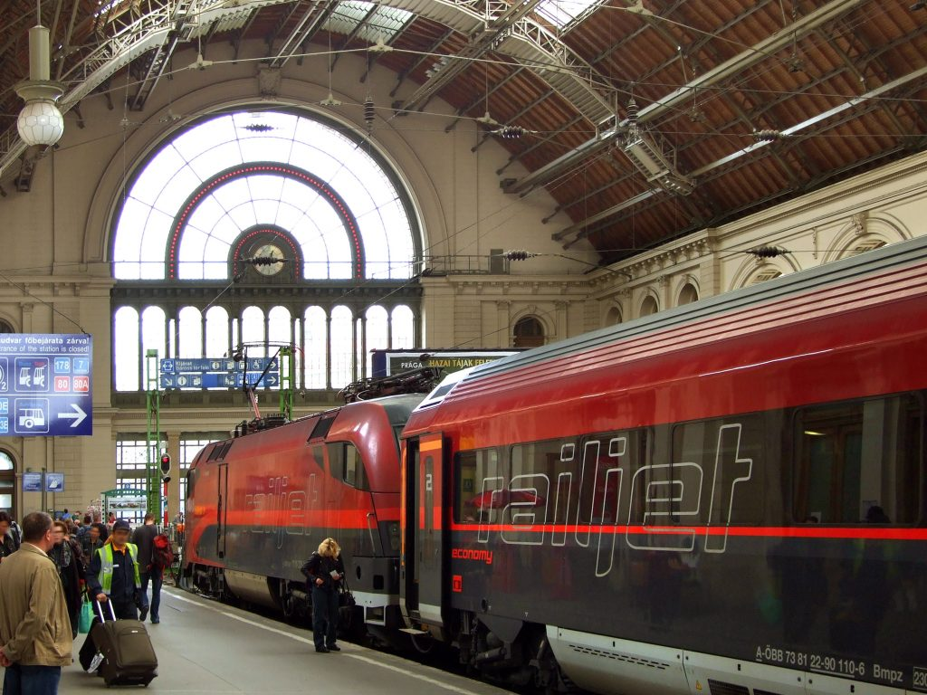 Internationaler Zugverkehr startet bald neu! post's picture