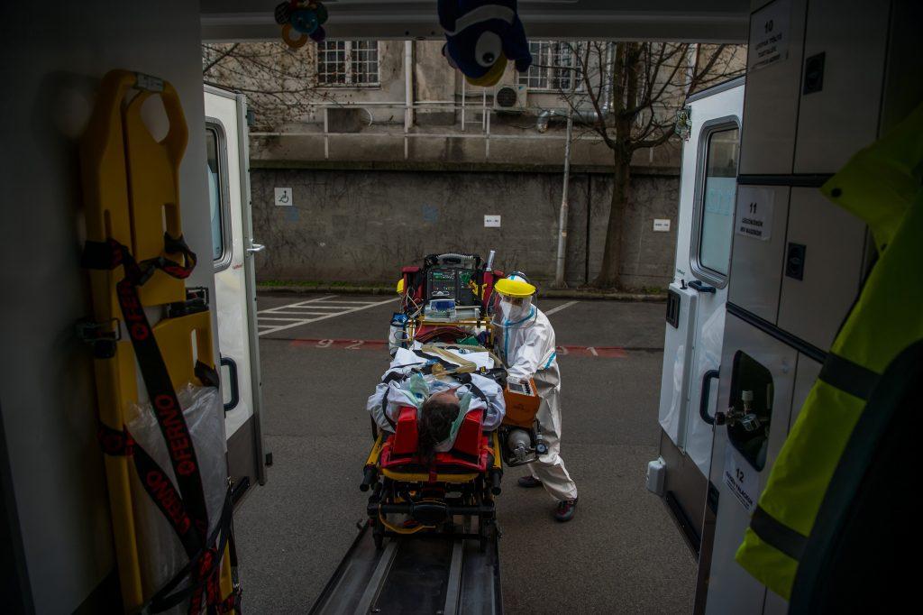 Corona am Freitag: 1190 Neuinfizierte, 71 Todesfälle post's picture