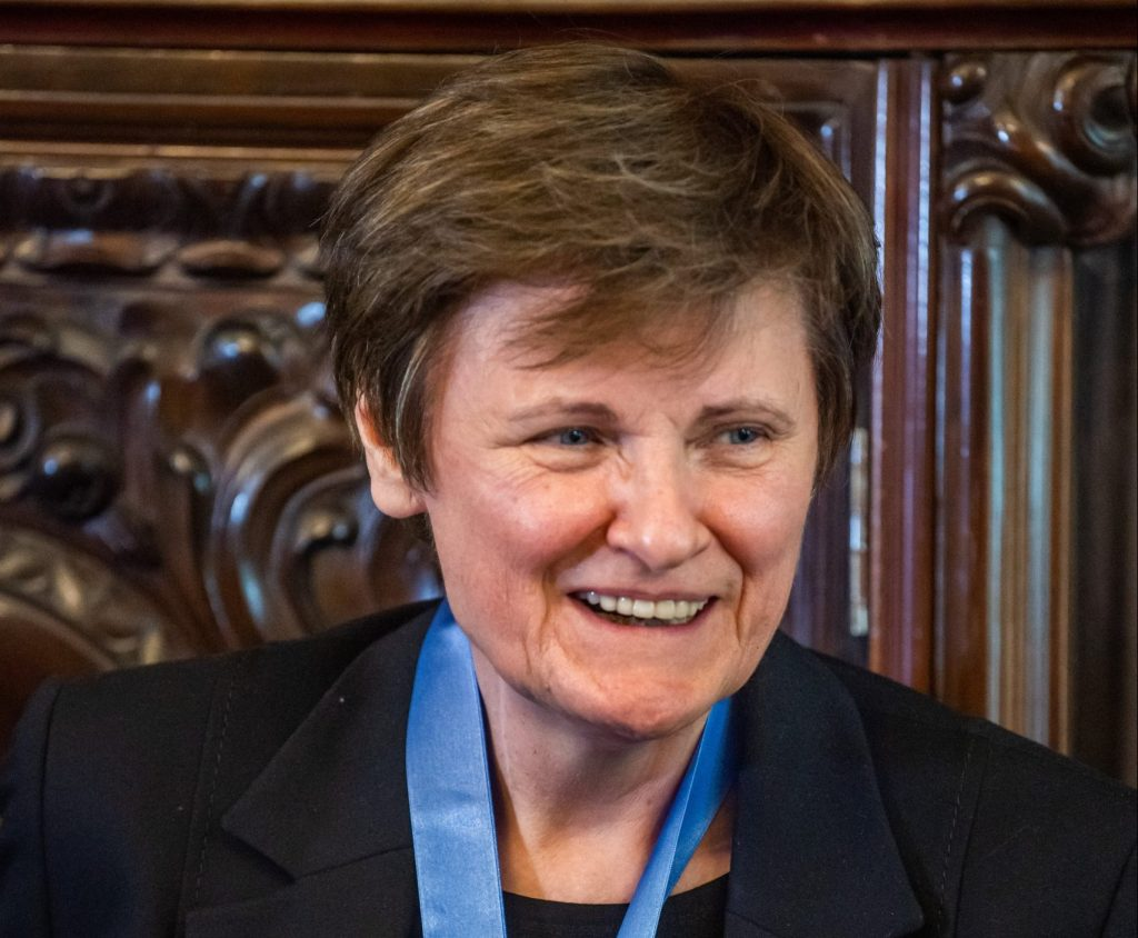 Katalin Karikó erhält eine Auszeichnung in Ungarn