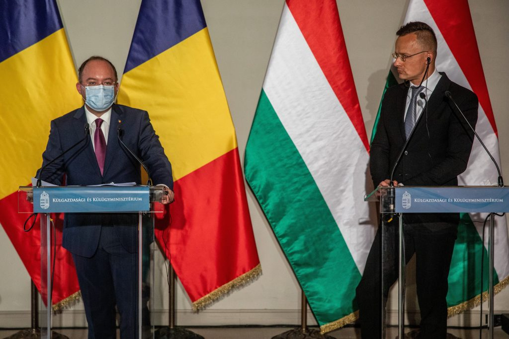 Rumänien und Ungarn akzeptieren gegenseitig COVID-Schutzkarten