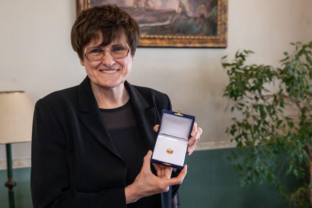 Biochemikerin Katalin Karikó ist Ehrenbürgerin von Szeged post's picture