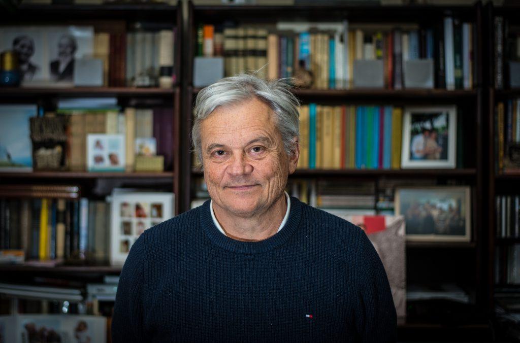 Neurochirurg András Csókay: