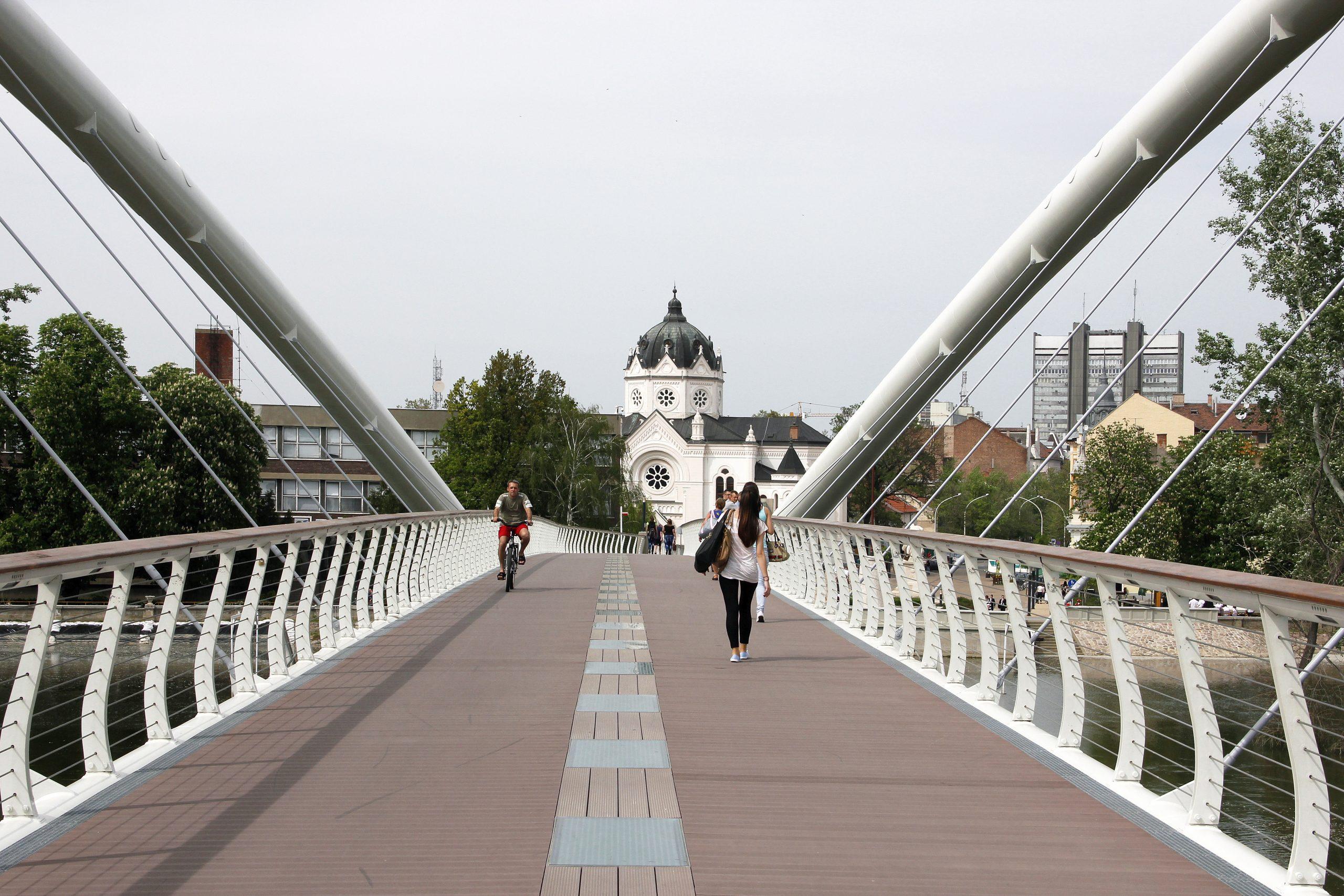 Schönste ungarische Brücke des Jahres gewählt