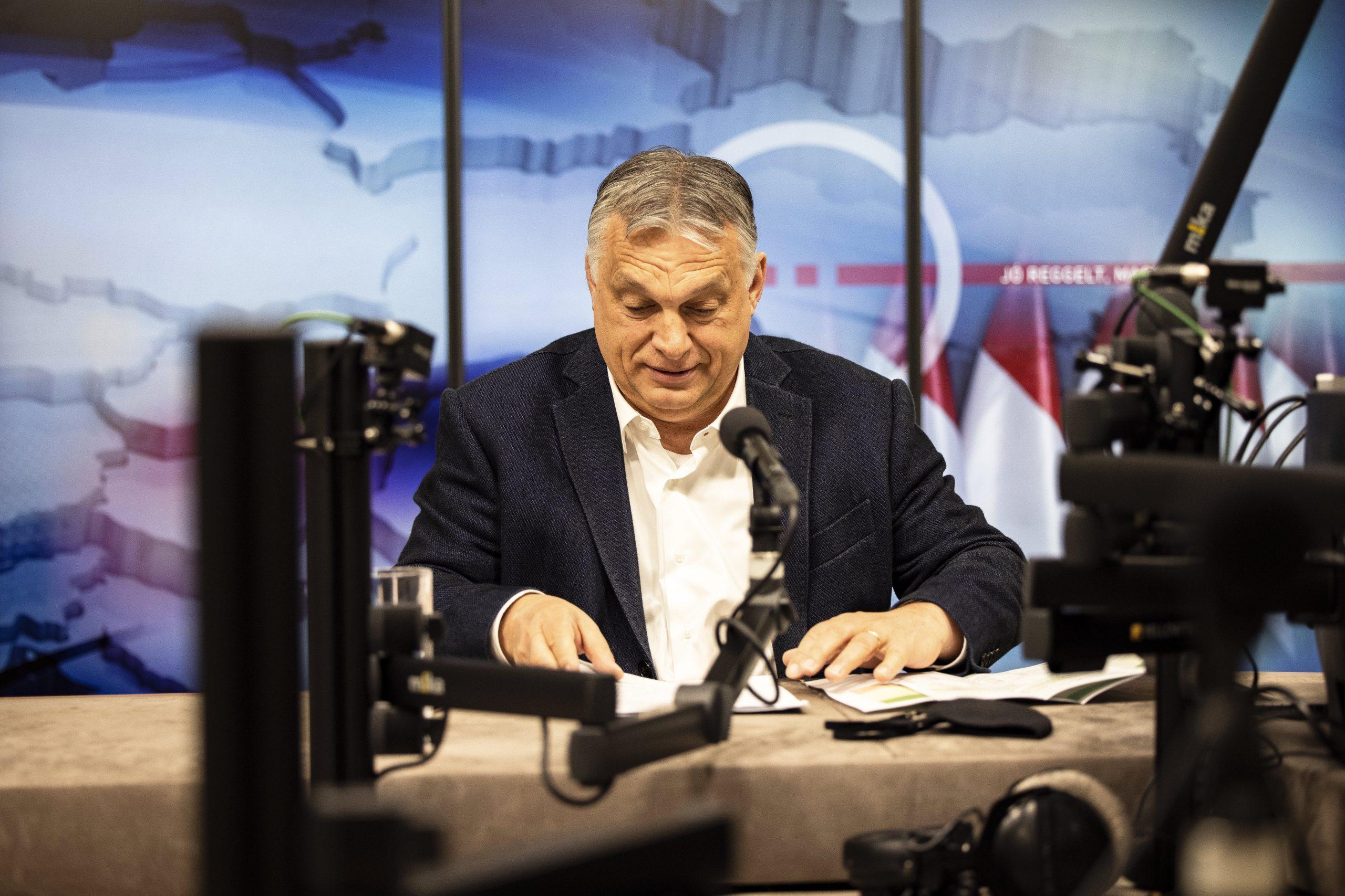 Viktor Orbán: Wir können uns von der Maske verabschieden