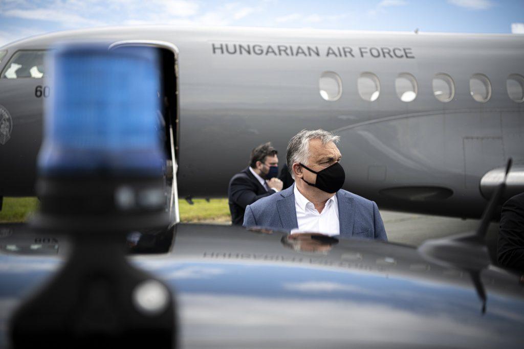 Orbán: Größte Umweltverschmutzer sollten die Kosten der Klimaschutzmaßnahmen tragen post's picture