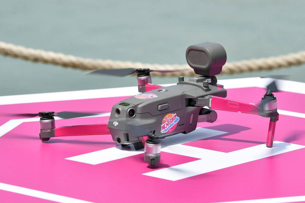Umfrage: Einsatz von Drohnen von der Mehrheit der Budapester unterstützt post's picture