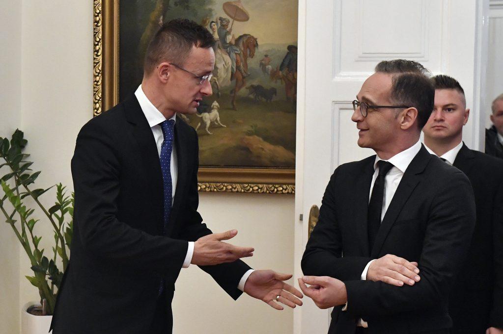 """Heiko Maas über China-Verurteilung: """"Ungarns Haltung ist nicht nachvollziehbar"""""""
