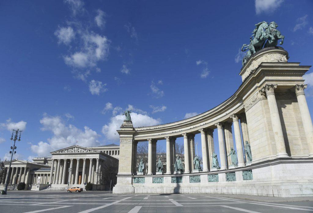 Neustart des Budapester Kulturlebens