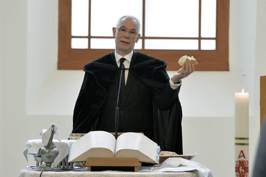 Zoltán Balog zum Bischof geweiht post's picture